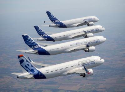 Θύμα απανωτών κυβερνοεπιθέσεων η Airbus μέσα σε λίγους μήνες