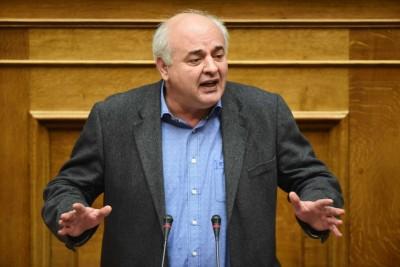 Καραθανασόπουλος (ΚΚΕ): «Η πολιτική μ…α και η ανοησία έχουν τα όριά τους»