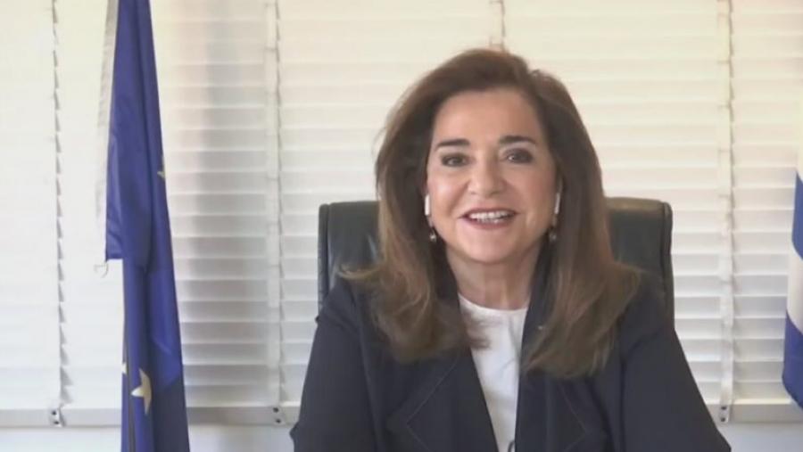 Μπακογιάννη για Κρήτη: Μετά από το ξύλο που έχω φάει, αν ο Πρωθυπουργός επιτρέψει τις μετακινήσεις θα πάω