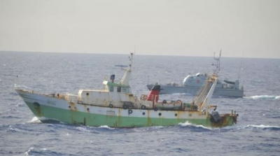 La Repubblica: Ιταλικό αλιευτικό εμβολίσθηκε από τουρκικά ψαράδικα στα ανοικτά της Συρίας