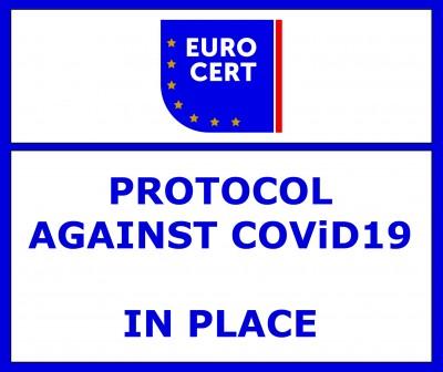 EUROCERT & AGRINO: Συνεργασία κατά του COVID-19