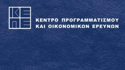 ΚΕΠΕ: Στο 32,66% υποχώρησε τον Απρίλιο του 2020 ο δείκτης «φόβου» KEPE GRIV