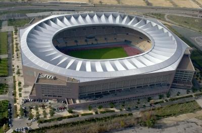 Σεβίλλη: Το γήπεδο που φιλοξένησε τη Μαντόνα και τους U2 ανοίγει την αυλαία του για το Euro!