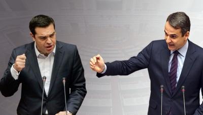 Κόντρες κυβέρνησης - αντιπολίτευσης για το γαλλικό μπλόκο στα Σκόπια και για την προοπτική των μακεδονικών προϊόντων