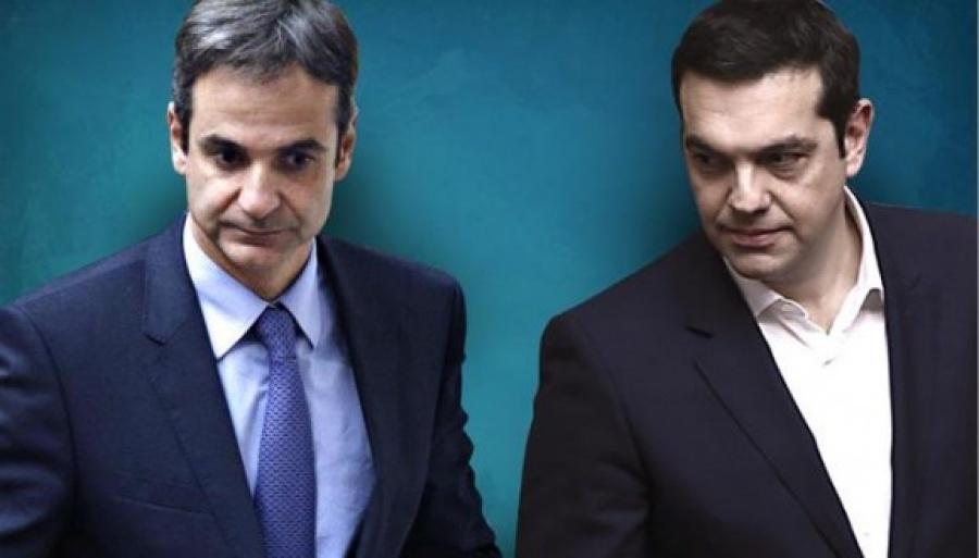 Βενιζέλος: Κάνετε τα πάντα για να μείνετε στην εξουσία - Φέρατε το χειρότερο ασφαλιστικό νομοσχέδιο