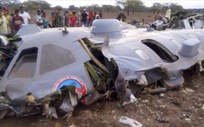 Κολομβία: Τουλάχιστον 7 νεκροί και 3 αγνοούμενοι από συντριβή στρατιωτικού ελικοπτέρου