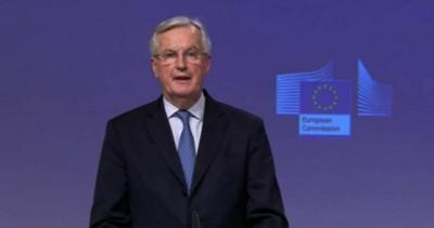 Barnier (EE): H EE απέδειξε την ισχύ της με «ενότητα και αλληλεγγύη»