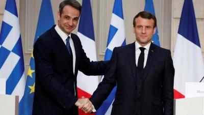 Το γαλλικό υπουργείο Άμυνας ξεκαθαρίζει: Η ΑΟΖ δεν περιλαμβάνεται στην ελληνογαλλική αμυντική συμφωνία