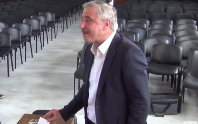 Στο Άργος ψήφισε ο Μανιάτης: Κάνουμε το νέο προοδευτικό κίνημα τον πρωταγωνιστή