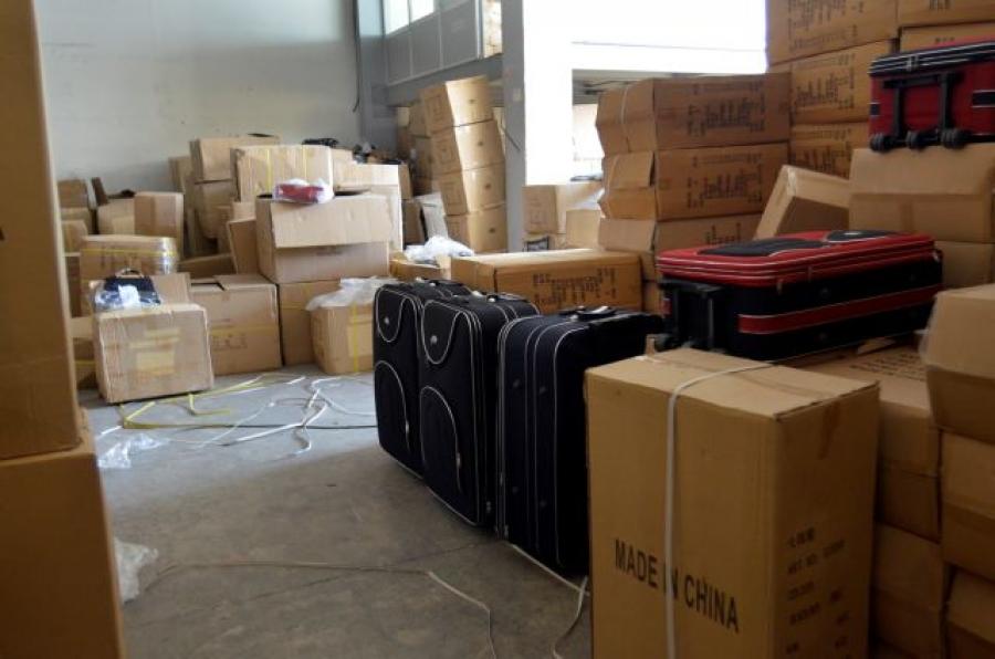 Μπλόκο σε φορτίο με «μαϊμού» προϊόντα από Τουρκία