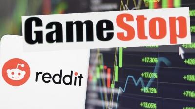 Οι επενδυτές της GameStop προσπαθούν να διαχειριστούν το «τρενάκι του τρόμου» που κάνει η τιμή της μετοχής της