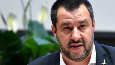 Ιταλία: Μήνυση κατά του Salvini καταθέτει η πλοίαρχος του «Sea Watch»