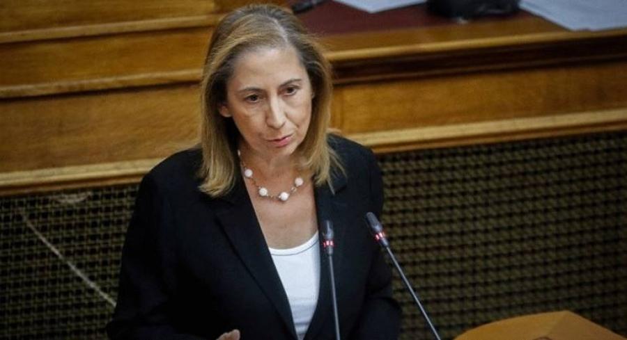 Ξενογιαννακοπούλου για εργασιακά: Θα δώσουμε μάχη για να μην περάσει το νομοσχέδιο - έκτρωμα
