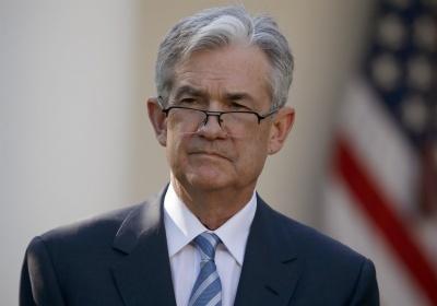 Powell (Fed): Θα χρειαστεί να πάρουμε νέα μέτρα, τα αρνητικά επιτόκια δεν αποτελούν ελκυστικό όπλο νομισματικής πολιτικής
