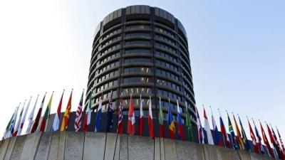 «Καμπανάκια» BIS για την παγκόσμια οικονομία - Η ανάπτυξη δεν γίνεται να βασιστεί μόνο στη νομισματική πολιτική