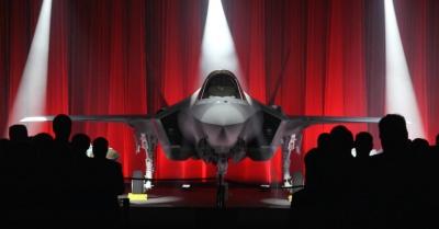 Reuters: Να «παγώσουν» την παράδοση των F 35 στην Τουρκία μελετούν οι ΗΠΑ