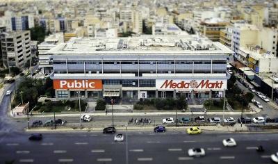Αναπτυξιακή συνέργεια στην πράξη: Δύο νέα καταστήματα Public που γειτνιάζουν με καταστήματα MediaMarkt, σε Αθήνα και Θεσσαλονίκη