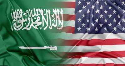 Στο επίκεντρο η ενίσχυση των διμερών σχέσεων ΗΠΑ - Σαουδικής Αραβίας