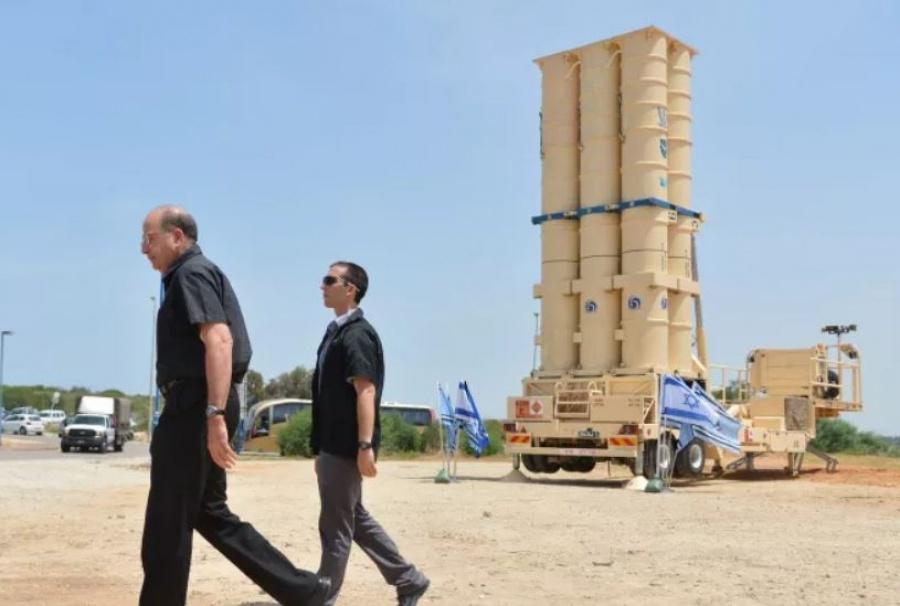 Μυστηριώδης πυραυλική δοκιμή από το Ισραήλ - Έντονες οι διαμαρτυρίες της Τεχεράνης