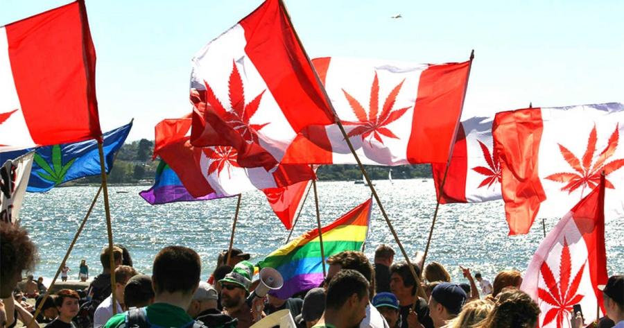 Ο Καναδάς νομιμοποιεί από σήμερα (17/10) την κάνναβη για ψυχαγωγικούς λόγους - «Ουρές» στα καταστήματα