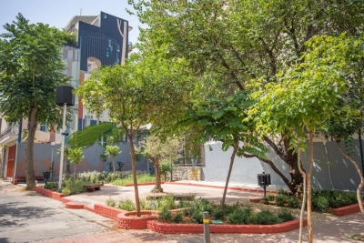 P&G: Δύο νέα πάρκα τσέπης στο Μεταξουργείο και τα Σεπόλια