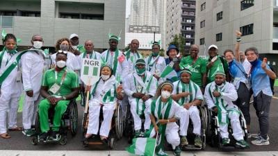 Νιγηρία: Εγγυάται για «γενναίες» αμοιβές σε κάθε χρυσό μετάλλιο στους Παραολυμπιακούς Αγώνες!