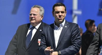 Ο Τσίπρας ενεργοποιεί ξανά τον Κοτζιά ως λοχαγό του – Θα αξιοποιηθεί στα εθνικά θέματα και στα εσωκομματικά του ΣΥΡΙΖΑ