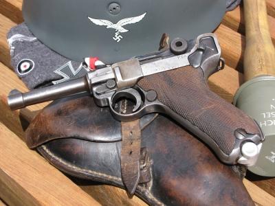 Pistole Luger Parabellum - Το διασημότερο όπλο χειρός