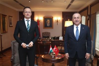 Ούγγρος ΥΠΕΞ: Η ασφάλεια της Ευρωπαϊκής Ένωσης εξαρτάται άμεσα από την Τουρκία