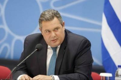 Καμμένος: Δικαιωθήκαμε για το Σκοπιανό - Παρατείνεται η συμφωνία μου με τον Τσίπρα