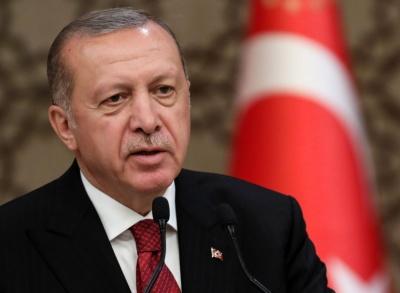 «Βαθιά ταραγμένος» ο Erdogan από την καταστροφή στην Παναγία των Παρισίων