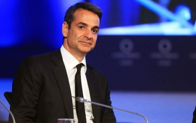 To κεντρικό προεκλογικό σποτ της ΝΔ - Μητσοτάκης: Το μέλλον της Ελλάδας αρχίζει τώρα