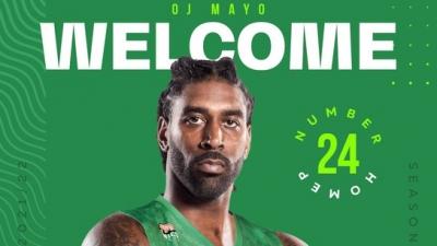Τζέι Μέιο: Μετά τον Χεζόνια, άλλος ένας πρώην NBAερ στην Ούνικς Καζάν!