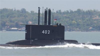 Ινδονησία: Αγωνία για τα 53 μέλη του χαμένου υποβρυχίου – Οξυγόνο για λιγότερο από 72 ώρες