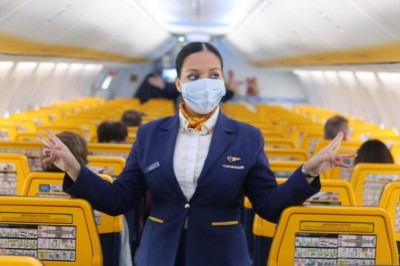 Η Ryanair έτοιμη να ξεκινήσει πόλεμο τιμών το 2021