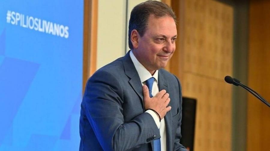 Σε προληπτική καραντίνα ο υπουργός Αγροτικής Ανάπτυξης, Σπ. Λιβανός