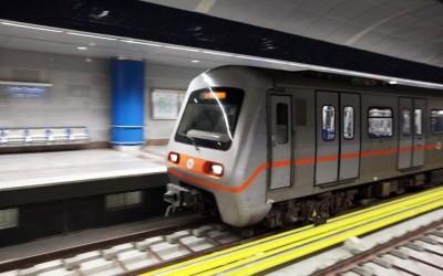 Κλειστοί πέντε σταθμοί του μετρό στο κέντρο της Αθήνας - Οι ώρες που δεν θα λειτουργούν