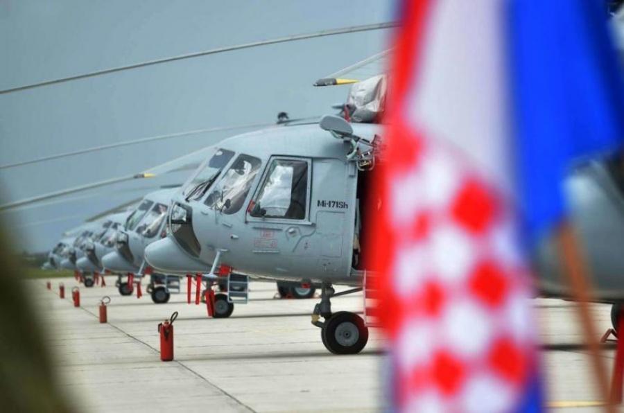 Εγκαίνια διεθνούς κέντρου εκπαίδευσης του ΝΑΤΟ στην Κροατία