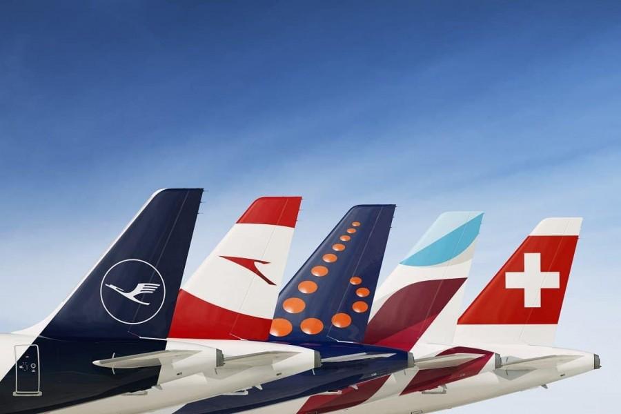Δωρεάν rebooking σε όλες τις πτήσεις του Lufthansa Group, όσες φορές θέλετε