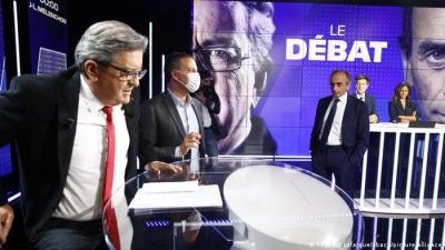 Μουδιασμένοι οι Γάλλοι από την αντιπαράθεση των άκρων Αριστεράς-Δεξιάς - Ανακατεύει την τράπουλα της ακροδεξιάς ο Zemmour