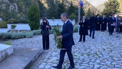 Ο ελληνισμός της Αλβανίας γιόρτασε την εθνική επέτειο του «ΟΧΙ»