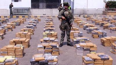 ΟΗΕ: Αύξηση παραγωγής κοκαΐνης στην Κολομβία το 2018, στους 1.120 τόνους