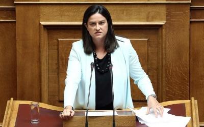 Κεραμέως (ΝΔ): Ανικανότητα και ιδεοληψία χαρακτηρίζουν την Κυβέρνηση ΣΥΡΙΖΑ-ΑΝΕΛ στην Παιδεία