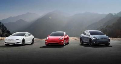 Οι τιμές πώλησης των Tesla στην Ελλάδα! Από 46.990€ το Model 3!