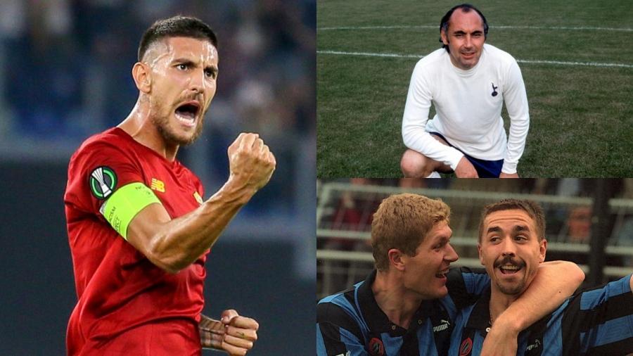 Γκολ σε τρεις διοργανώσεις UEFA: Έγραψε ιστορία ο Πελεγκρίνι της Ρόμα, στα «χνάρια» του Γκιλζίν και του Στάλενς! (video)