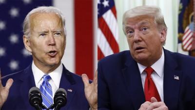 Δημοσκοπικό προβάδισμα Biden κατά 10 μονάδες - Το 65% ανησυχεί για την πορεία της πανδημίας