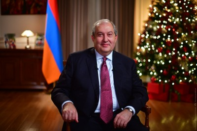 Πρόεδρος Αρμενίας: Η Τουρκία συμπεριφέρεται παντού σαν… καουμπόης – Πώς το επιτρέπει το ΝΑΤΟ;
