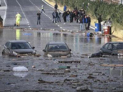 Ανοίγει ο διάλογος κράτους - Ασφαλιστικών εταιριών για την αντιμετώπιση φυσικών καταστροφών