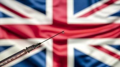 Αγγλία: Εμβολιασμοί από σήμερα 18/6 σε όλους τους ενήλικες άνω των 18 ετών
