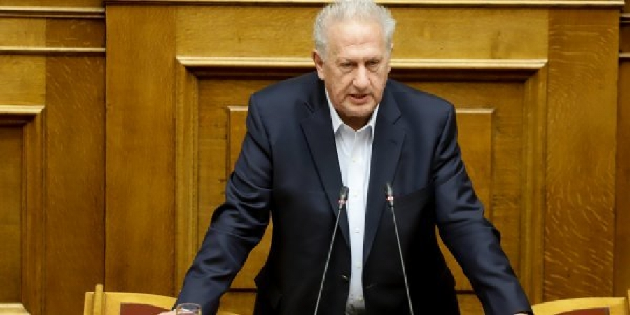 Θετικός στον κορωνοϊό ο Κώστας Σκανδαλίδης